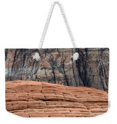 Sandstone Ballet Weekender Tote Bag