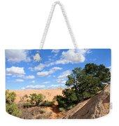 Sandstone Sky Weekender Tote Bag