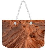 Sandstone Waves Little Finland Weekender Tote Bag