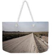 Sandy Road Weekender Tote Bag