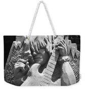 Sandy Rock Musician Weekender Tote Bag