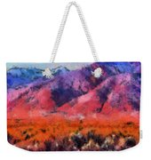 Sangre De Cristos -- Cezanne Weekender Tote Bag