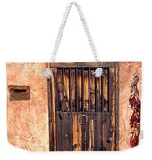 Santa Fe Door Weekender Tote Bag