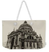 Santa Maria Della Salute Venice Weekender Tote Bag