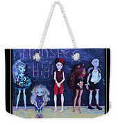 Sarah's Monster High Collection Weekender Tote Bag