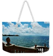 Sarasota Bay In Florida Weekender Tote Bag