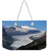 Saskatchewan Glacier Banff National Park Weekender Tote Bag