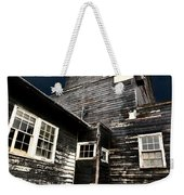 Saskatchewan Grain Elevator Weekender Tote Bag