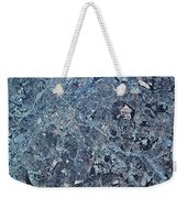 Satellite View Of Charlotte, North Weekender Tote Bag