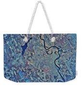 Satellite View Of Concord, New Weekender Tote Bag