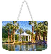 Saturday In The Park Weekender Tote Bag