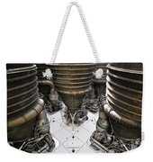 Saturn Five Weekender Tote Bag by David Lee Thompson