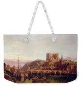 Saumur -  By The Loire Valley  Weekender Tote Bag
