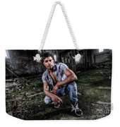 Saurabh6 Weekender Tote Bag