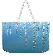Sausalito Bay. California. Weekender Tote Bag