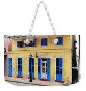 Savan Wilby Wilson Home Weekender Tote Bag