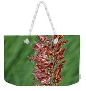 Savannah Ruby Grass Weekender Tote Bag