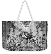 Savonnerie Panel C1800 Weekender Tote Bag by Granger