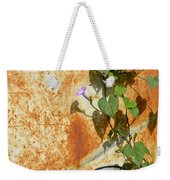 Say Goodbye Weekender Tote Bag by Carolyn Marshall