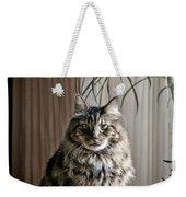Say Meowww Weekender Tote Bag