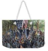 Sc: Emancipation, 1863 Weekender Tote Bag by Granger