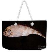 Scalloped Ribbonfish Weekender Tote Bag