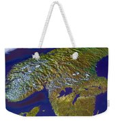 Scandinavia Weekender Tote Bag