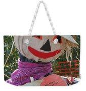 Scarecrow Andy Weekender Tote Bag