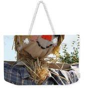 Scarecrow Farmer Weekender Tote Bag