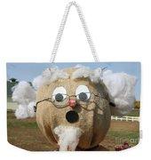 Scarecrow Gramps Weekender Tote Bag
