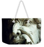 Scary Face Weekender Tote Bag