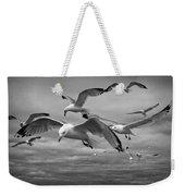 Sea Gull Scavengers Weekender Tote Bag