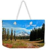 Scenic Mt. Hood In Oregon Weekender Tote Bag