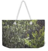Scenic View In Zion National Park Weekender Tote Bag