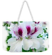 Scented Geraniums 2 Weekender Tote Bag