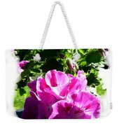 Scented Geraniums Weekender Tote Bag
