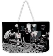 Scents Of A Woman II Abstract Weekender Tote Bag