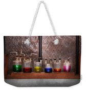 Science - Chemist - Glassware For Couples Weekender Tote Bag