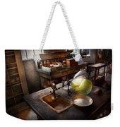 Science - Chemist - Scientific Discoveries  Weekender Tote Bag by Mike Savad