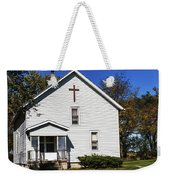 Sciola Baptist Church 1864 Weekender Tote Bag