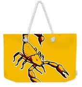 Scorpion Graphic  Weekender Tote Bag