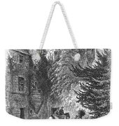 Scotland: Castle Weekender Tote Bag