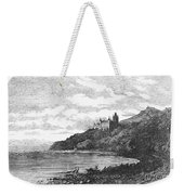 Scotland: Dunrobin Castle Weekender Tote Bag