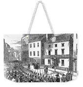 Scotland: Perth, 1848 Weekender Tote Bag