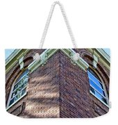 Scott County Courthouse Corner Detail Weekender Tote Bag