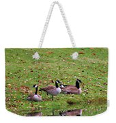 Scott Lake Visitation Weekender Tote Bag
