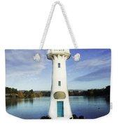 Scott Memorial Lighthouse 2 Weekender Tote Bag
