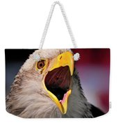 Screaming Eagle I Weekender Tote Bag