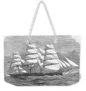 Screw Steamship, 1864 Weekender Tote Bag
