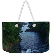 Scripture And Picture Psalm 24 2 Weekender Tote Bag